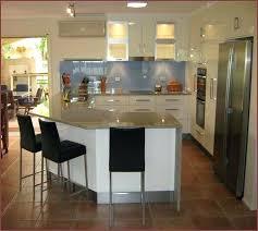 U Shaped Kitchen Island Layout For Small Kitchens