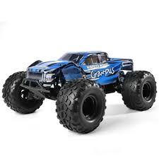 100 Brushless Rc Truck Details About HSP Motor Monster RC Car 110 2wd Off Road RC 24Ghz RTR Racing