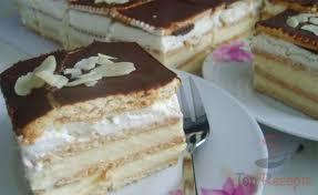 pudding kekskuchen ohne backen
