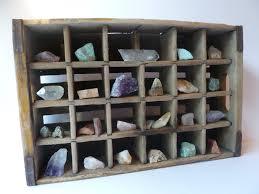 Rock Display Shelf