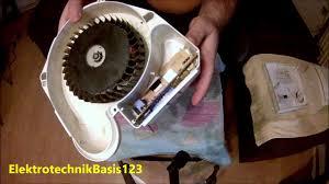 badlüfter defekt maico badlüfter reparieren teil 1 repair bathroom fan elektrotechnikbasis123