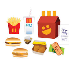 Free McDonalds Cliparts Download Clip Art On