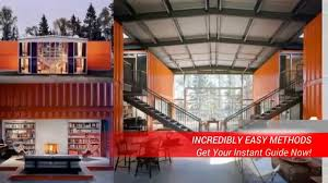 Average Cost To Build A Shipping Container Home - YouTube Live Above Ground In A Container House With Balcony Great Idea Garage Cargo Home How To Build A Container Shipping Your Own Freecycle Tiny Design Unbelievable Plans In Much Is Popular Architectures Homes Prices Australia 50 You Wont Believe Ships Does Cost Converted Home Plans And Designs Ideas Houses Grand Ireland Youtube Building Storage And Designs Low