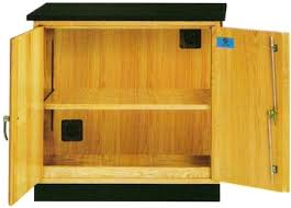 Flammable Liquid Storage Cabinet Location by Wooden Flammable Storage Cabinets Build Your Own Wood