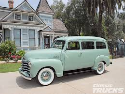 1950 Chevy Suburban Vintage Classic Photo 1 | Trucks And Cars ...