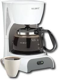 Mr Coffee 4 Cup Coffeemaker DR4