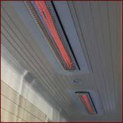 Az Patio Heaters Hldso Wgthg by Az Patio Heaters Hli 3w Wall Mounted Electric Patio Heater With