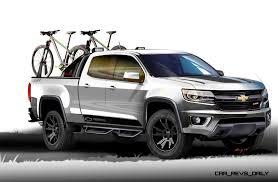 Chevrolet SEMA Truck Concepts Suck: COLORADO SPORT And SILVERADO ...