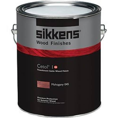 Sikkens SIK41045 1G Cetol 1 RE Mahogany 045
