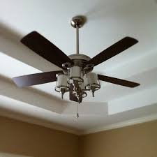 Rattan Ceiling Fans Perth by Ceiling Fan Wood Ceiling Fan With Light With 52 Inch Flush Mount