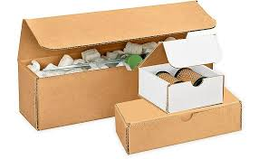 Mailing Boxes Mailer Book In Stock