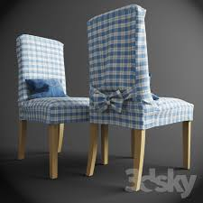Ikea Henriksdal Chair Cover Pattern by 3d Models Chair Henriksdal Chair With Removable Covers Ikea