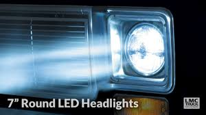LMC Truck: 7 Inch Round LED Headlight - YouTube Led Headlight Upgrade Medium Duty Work Truck Info 52017 F150 Anzo Outline Projector Headlights Black Xenon Headlights For American Simulator 2012 Ram 1500 Reviews And Rating Motor Trend 201518 Cree Headlight Kit F150ledscom 7 Round Single Custom Creations Project Ford Truckheadlights Episode 3 Youtube 7x6 Inch Drl Replace H6054 6014 Highlow Beam In 2017 Are Awesome The Drive Volvo Vn Vnl Vnm Amazoncom Driver Passenger Headlamps Replacement Oem Mack Semi Head Light Ch600 Ch700 Series Composite