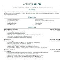 Examples Of A Perfect Resume How To Create Make