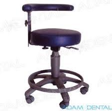 Dental Hygiene Saddle Chair by Chairs Adam Dental