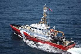 Tug Boat Sinks by Us Tugboat Declined Assistance From Canadian Coast Guard Before