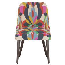 Geller Modern Dining Chair Bold Print - Project 62 In 2019 ... Appealing Modern White Ding Chairs Home Furnishings Kit Modern Upholstered Ding Chairs With Arms Crazymbaclub Mid Century Upholstered Chair Avalonitnet Audrey Dark Grey Details About New Set Of 2 Elegant Design Fabric Accent L848 China Colorful Coffee Table Gold Wedding Garden Outstanding Small Room With Rectangle Modrest Legend Black Danish Teak Rope Cord Post Concorde By Torstein Flaty Norway 1980s Of 4 For Walmartcom