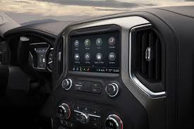 2019-GMC-Sierra-Denali-int1_o - Sleepy Hollow Auto First Drive Preview 2019 Gmc Sierra 1500 At4 And Denali Top Speed Martys Buick Is A Kingston Dealer New Car 2013 Crew Cab Review Notes Autoweek 2014 Test Truck Trend 2016 Review Autonation Automotive Blog New 2017 Ultimate Full Start Up Pressroom Canada Bose 20 2500 Hd Spied With Luxurylevel Upgrades Carprousa