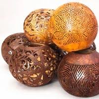 Coconut Craft Is One Of The Most Amazing Crafts Practiced In Southern Indian States Kerala And Tamil Nadu Artistry Involves Creative
