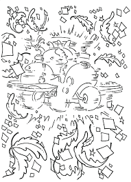 Dr Seuss Coloring Pages For Toddlers Green Eggs And Ham Pdf Cat Hat Download