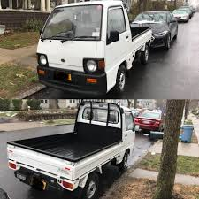 Don't Know What It's Called, But Pretty Cool To See On A NYC Street ... Texas Mini Trucks Kei Truck 28 Images 8 Best Japanese Mini On Kei And Cars For Sale Rightdrive 2002 Mitsubishi Minicab Truck Sale Stock No 35058 Japanese Home Mayberry 1991 Honda Acty Attack Keitruck Realtime 4wd Adamsgarage Used Suzuki Carry 2007 Aug White For Vehicle Za62591 1990 4x4 Street Legal Atlanta Ga Ntruck Concept Worlds Tiniest Travel Trailer Too Cute Enableslap Me Dd Grassroots Motsports Forum Car Auctions Integrity Exports 1987 Subaru Sambar Pick Up