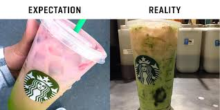 6 Sad Attempts At The New Secret Starbucks Matcha Pink Drink