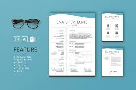 50+ Best CV & Resume Templates Of 2019 | Design Shack
