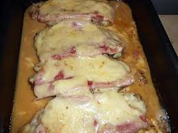 comment cuisiner des cotes de porc recette de cote de porc au jambon fromage