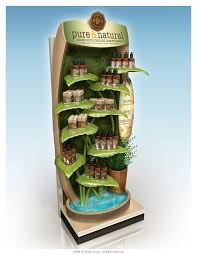 I Think This Design Of Display Is Very Creative As They Have Used Main Aspects