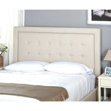 Cheap Upholstered Headboards Canada by Headboards For Queen Size Beds Rickevans Gallery Including Bed