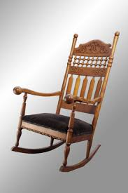 Antique Tall Carved Stick And Ball Oak Rocker, Exactly Like ... Details About Copper Grove Taber Oak Carved Rocker Chair 25 X 3350 4 Danish Carved Oak Armchair Dated 1808 Bargain Johns Antiques Victorian Antique Rocking Vintage Childs Rocking Chair Ssr Childs Hand Elephant In So22 Sold Era With Leather 1890s Ornate Lift Glastonbury Armchair 639070 Larkin Soap Company Ribbon Back Wainscot Second Half 17th Century Isolated