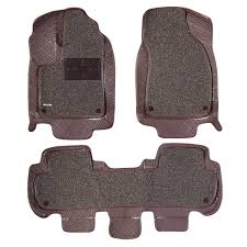 100 Heavy Duty Truck Floor Mats US 1096 40 OFF Car Mat Vehicle Carpet Protection Pad Cushion For Toyota Highlander 2016 Champagne Brownin From
