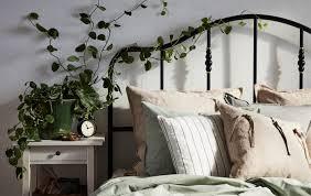 5 möglichkeiten für mehr natur in deinem schlafzimmer ikea