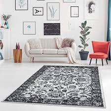 myshop24h de teppich flachflor klassiker inspiration home