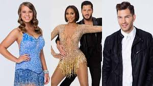 Dancing With The Stars Dwts Bindi Irwin Tamar Braxton Andy Grammer