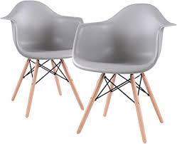 eggree lot 2 esszimmerstuhl retro stuhl beistelltisch