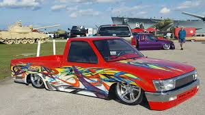 100 Custom Truck Paint Designs Pin By B On Toyota Pinterest Mini Trucks S And Lowrider Trucks