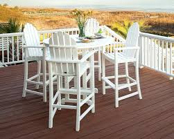 Outdoor Furniture Wood Coastal