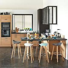 table en bois de cuisine table de bar en bois affordable awesome table de bar but kitchen
