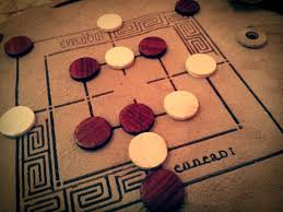 Enneadi Ancient Greek Game Top Quality By TabulaLusoria On Etsy