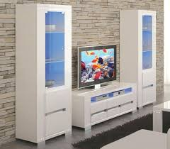 Interior Decorating Blogs Australia by Superb White Gloss Wall Units Living Room Wall Units Glamorous