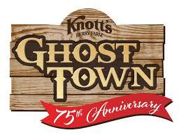 Knotts Berry Farm Halloween 2016 by Knott U0027s Berry Farm Announces Ghost Town 75th Anniversary Overhaul