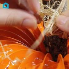 Dryer Vent Pumpkins Tutorial by Last Year I Made Some Dryer Vent Pumpkins I Didn U0027t Really Post A