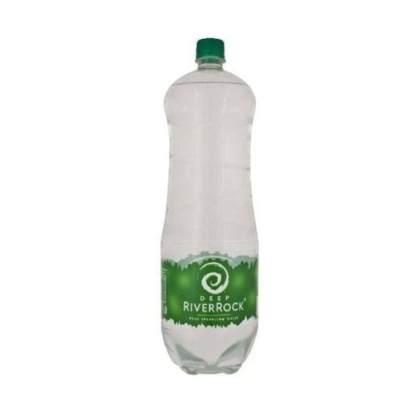 Deep RiverRock Sparkling Water - 2l
