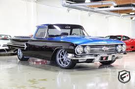 100 1960 Chevrolet Truck El Camino Fusion Luxury Motors