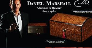 100 Daniel Marshall Treasure Chest Humidor And 50 Similar Items