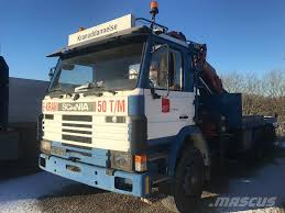 Used Scania 82 H Crane Trucks Year: 1984 Price: US$ 18,985 For Sale ...