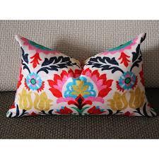 Red Decorative Lumbar Pillows by Pillow Case Throw Pillow Accent Pillow Pillow Cover Livingroom