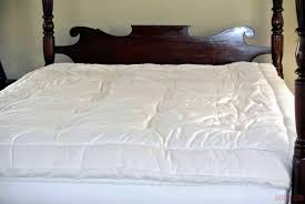 Bed Bath Beyond Mattress Protector by Pillow Down Bed Topper Feather Topper Queen Down Pillow Top