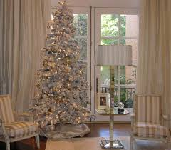 Christmas Tree Flocking Spray by Decorating A Flocked Christmas Tree U2013 Decoration Image Idea